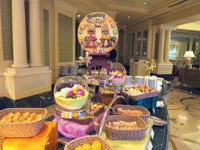 東京ディズニーランドホテルの春限定「イースター・ブッフェ」お料理、パン、スイーツが食べ放題!