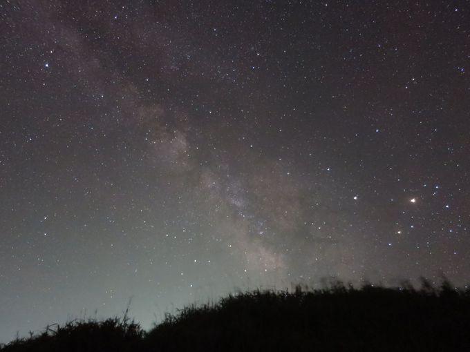 満天の星空はまさに絶景!星空コロシアム