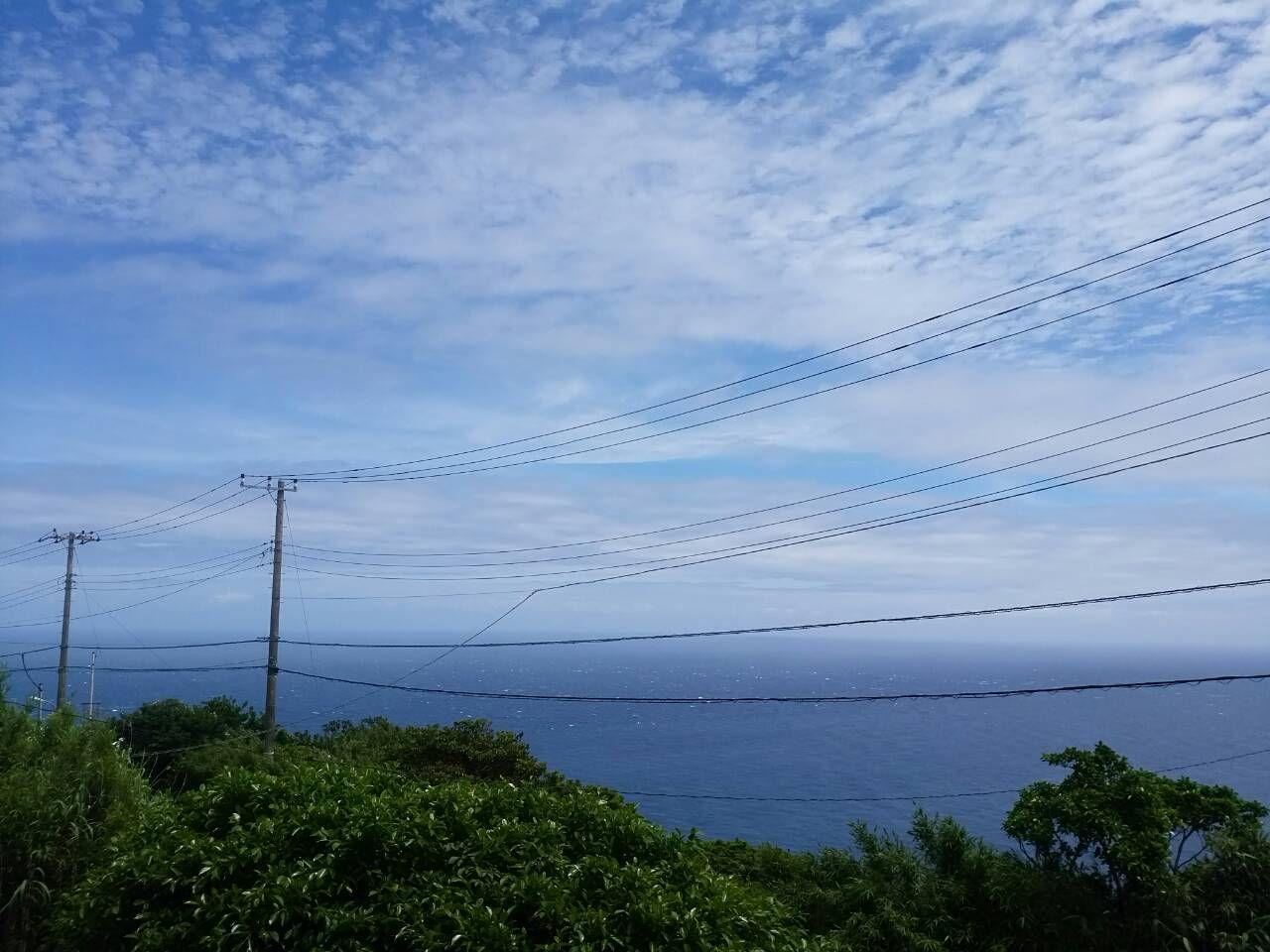 海を一望!絶海の孤島・青ヶ島のおすすめ民宿「マツミ荘」
