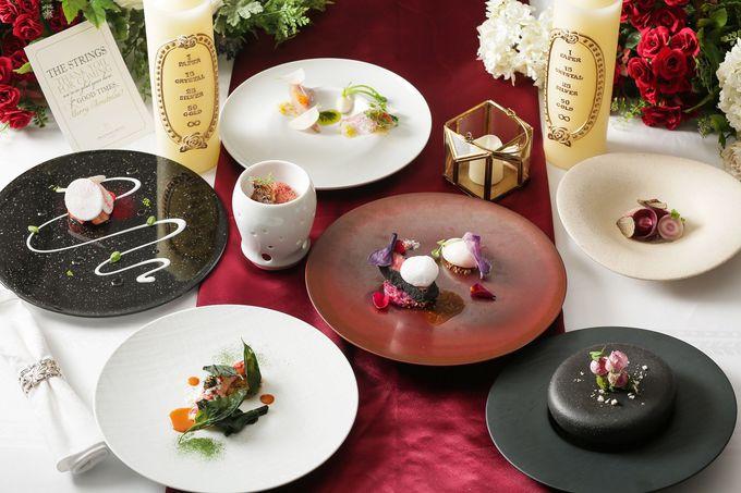 平成最後のクリスマス スペシャルディナーで至福の一時を