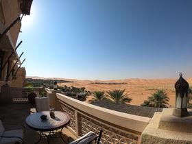 アブダビ・リワ砂漠「アナンタラ・カスール・アル・サラブ」はアラビアンナイトの世界!