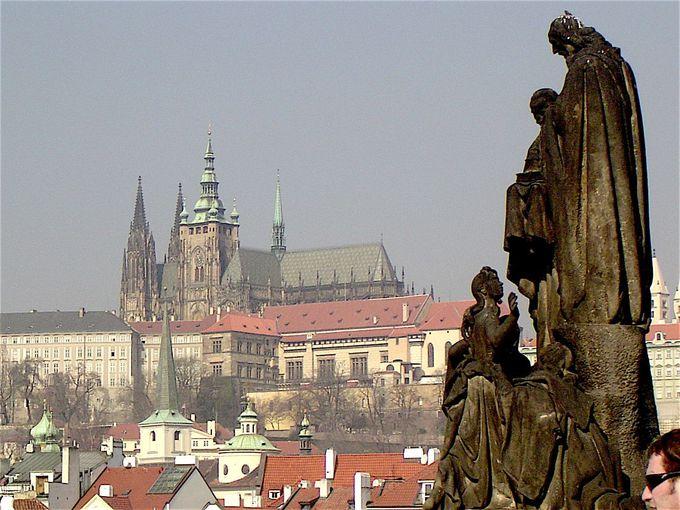 プラハ城の魅力