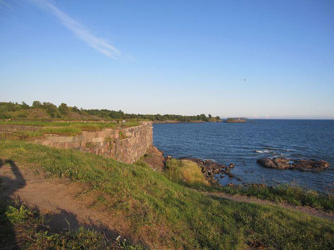 6.スオメリンナの要塞