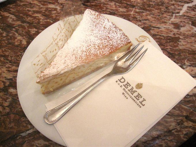 ウィーンのケーキでオススメのものはどれ?