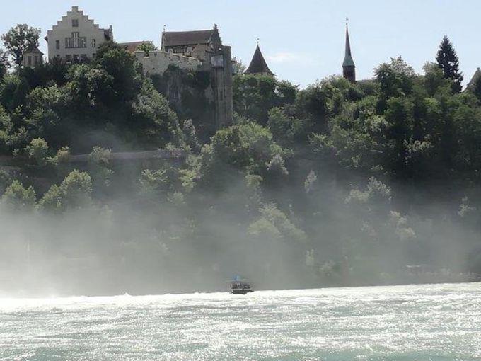 ヨーロッパ最大!怒涛の滝、ライン滝へ行こう!