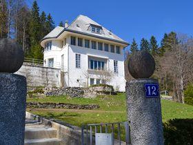 スイスの近代建築家、ル・コルビュジエの「ジャンヌレ=ペレ邸」を見に行く