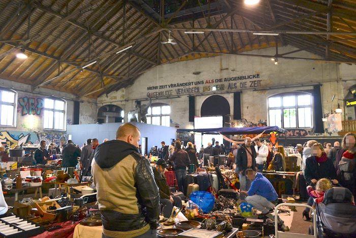 第一日曜限定!ベルンで行きたいスイス最大のフリーマーケット