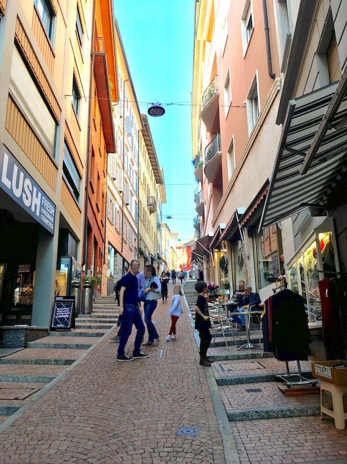 イタリア国境に近いお洒落な南スイスの街、ルガーノへ行こう