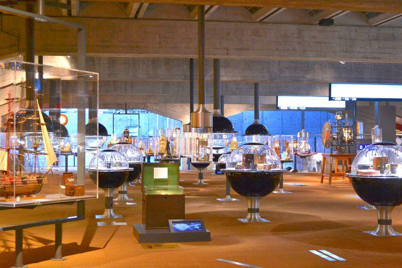 スイス時計産業の町ラ・ショー=ド=フォン「国際時計博物館 ...