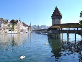 ルツェルンで優雅な休日を過ごすなら!観光に便利なモデルプラン