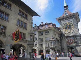首都ベルンを1日で観光!世界遺産の街並みを巡るモデルルート
