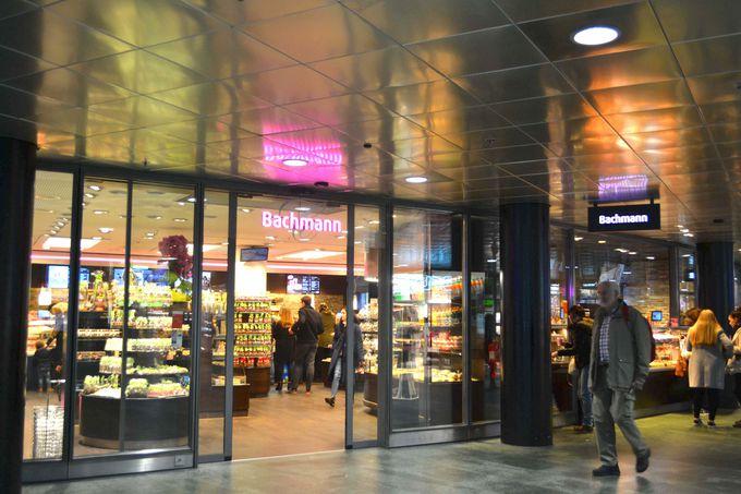 ルツェルン市内の他店舗も少しご紹介!