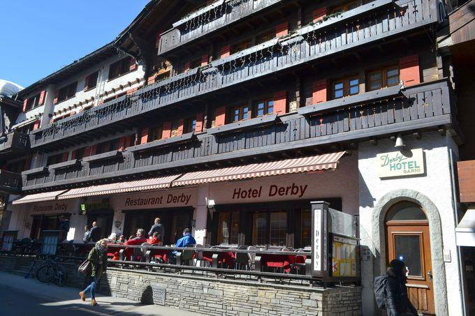 2.ホテル ダービー(ツェルマット)