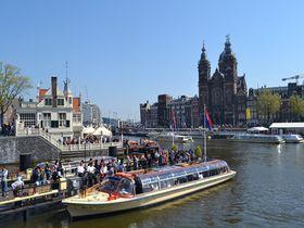 世界遺産・運河の街「アムステルダム」運河クルーズのススメ