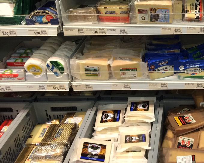 グリュイエールチーズってどんなチーズ??