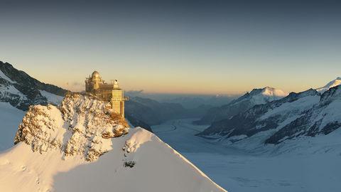壮大なスイスの自然で撮影された映画のロケ地めぐりをしよう