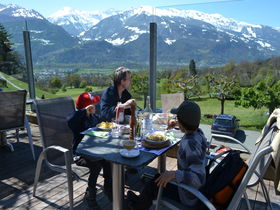 スイス「ホテル・レストラン・ハイディホーフ」で郷土料理を!