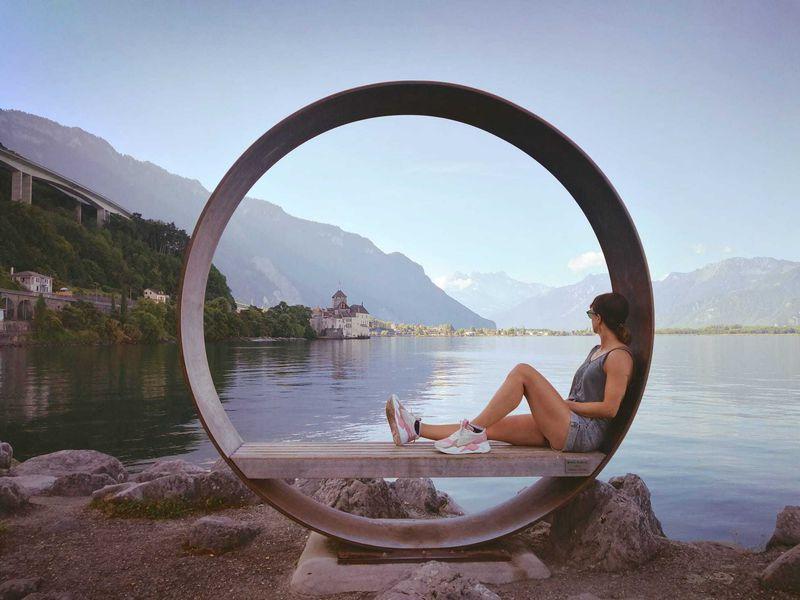 スイス・セレブなリゾート地モントルーとその周辺の見所!