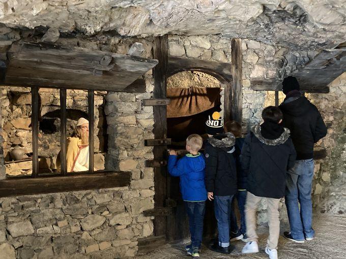 聖ベアトゥス鍾乳洞へ行こう!