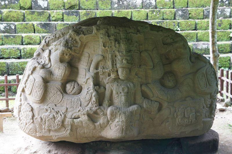 グアテマラの世界遺産「キリグア遺跡」、古代マヤ族の奇跡的に残された記録