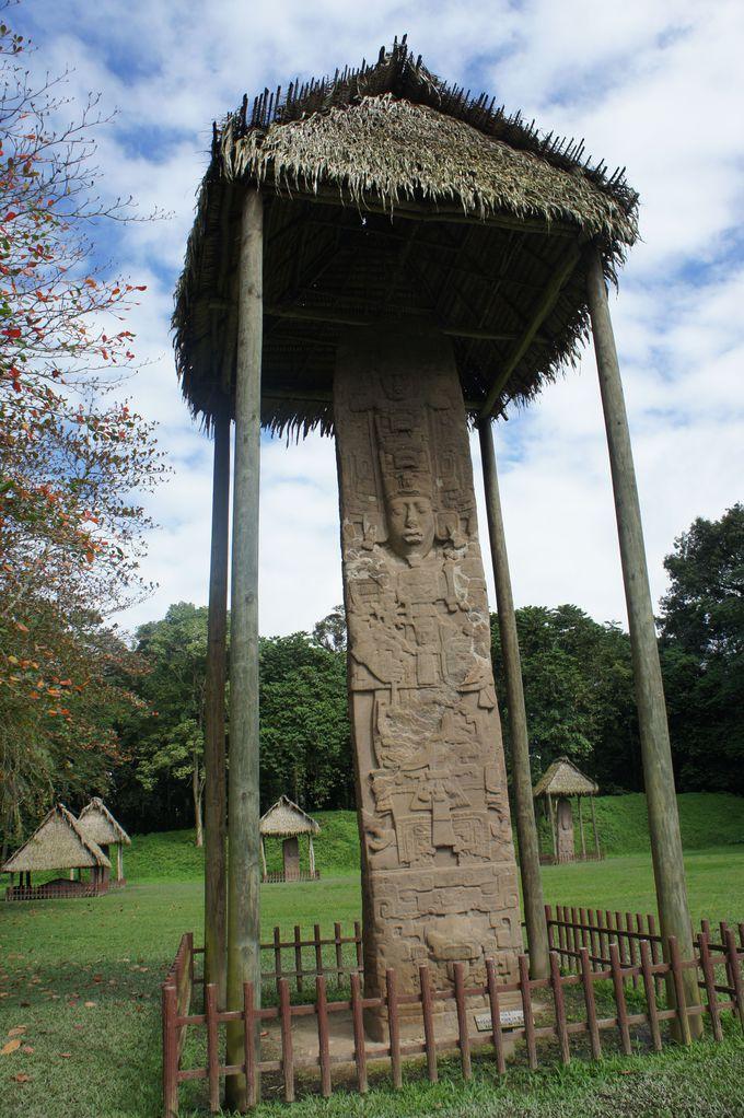 マヤ最大の記念碑