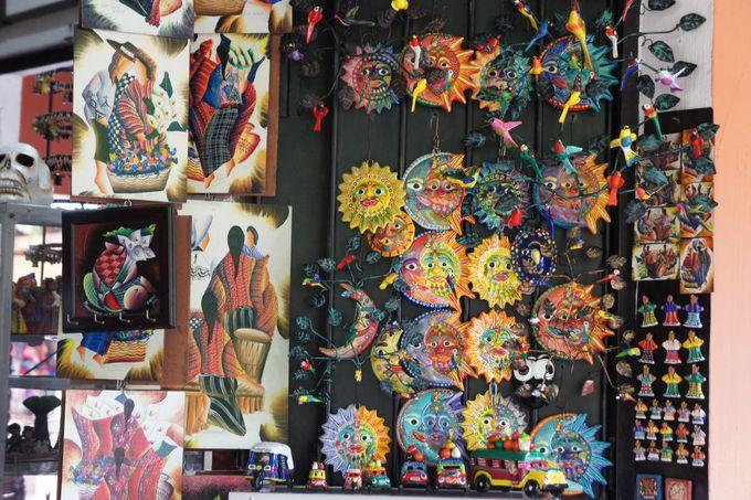 美術品もグアテマラ的