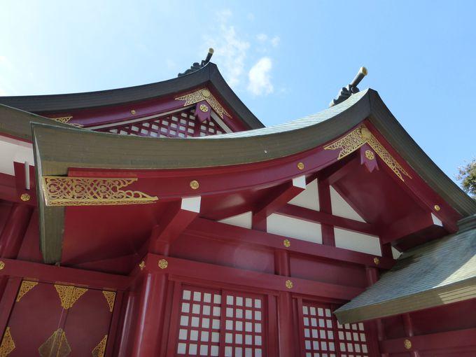 """""""つつじまつり""""を満喫したら街中にある笠間稲荷神社へ"""