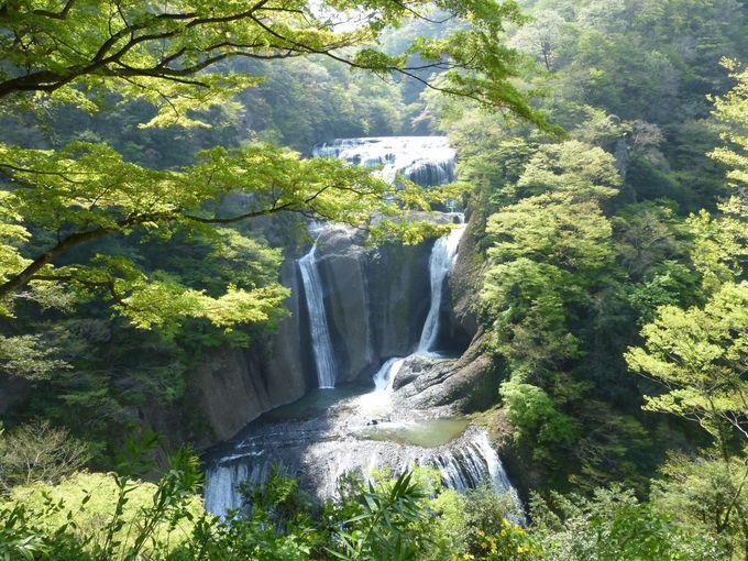 1.袋田の滝
