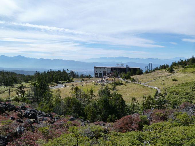 """標高2237mの""""坪庭""""で気軽に高原散策を楽しもう"""