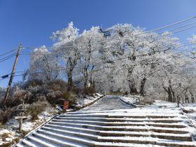 関東平野を見下ろす大展望台!冬の筑波山で絶景を満喫しよう