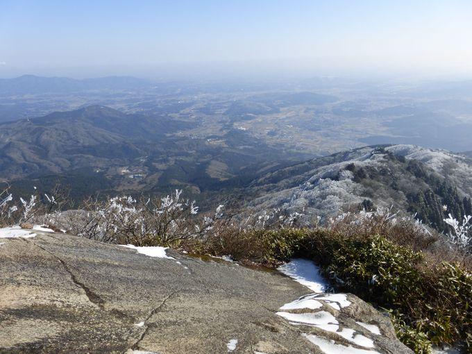 女体山頂から眺める関東平野の大パノラマ!