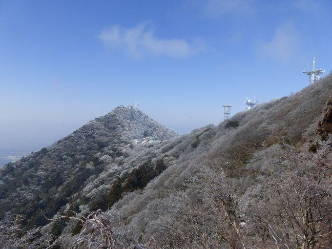 富士山や東京スカイツリーを望むなら女体山駅展望台から