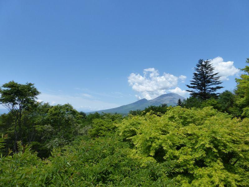 軽井沢のビュースポット!光輝く緑が美しい碓氷峠を散策
