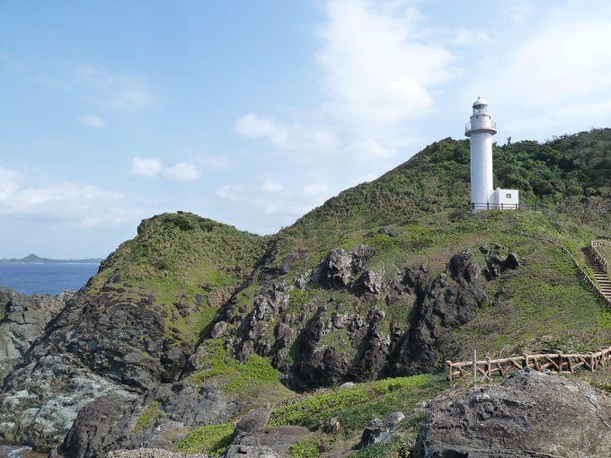 川平湾で素晴らしい海の絶景を楽しんだ後は、石垣島西端にある御神崎へ!