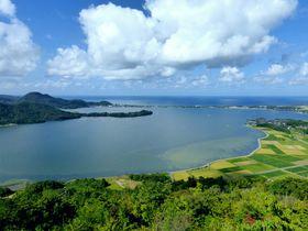 京都の海を望む最高の絶景!京丹後「かぶと山展望台」