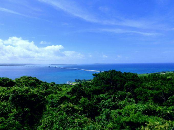 1日目午前:まずは「伊良部島」の絶景を鑑賞