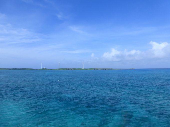美しい宮古島の海を眺める絶景スポット!池間大橋って?
