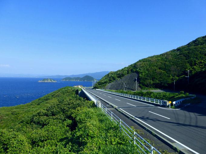 いきなり!絶景!高崎山展望所から見る吹上浜