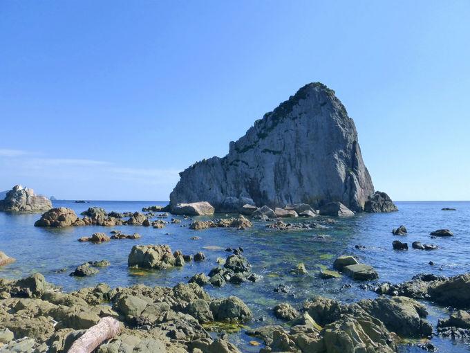 美しき薩摩のクリアーな海に感動!後浜(うしろはま)展望所