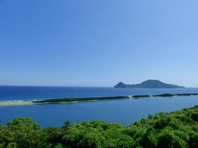 甑島イチバンの絶景は「長目の浜」で決まり!鹿児島県の離島を巡る旅