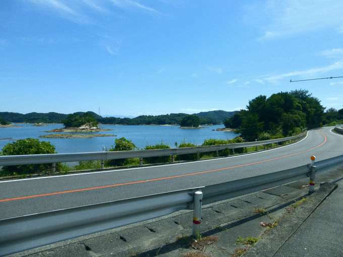 天草パールライン最大の見どころ!松島展望台