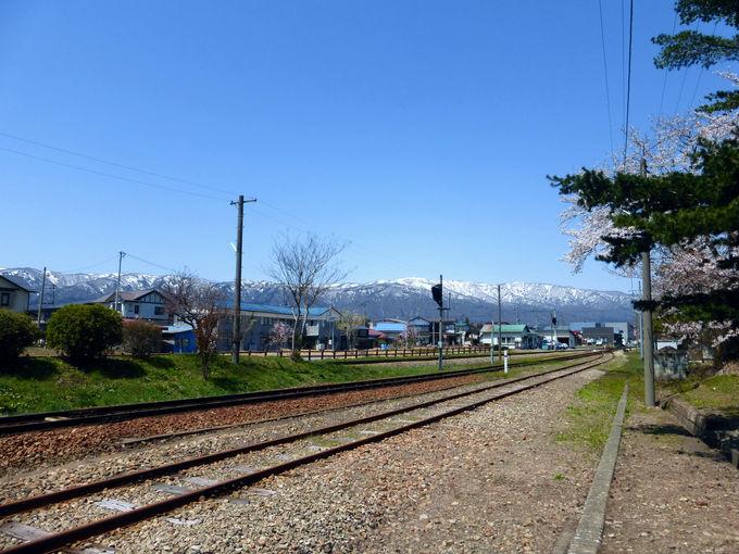 さあ「フラワー長井線」に乗車して春の「置賜さくら回廊」を満喫しよう