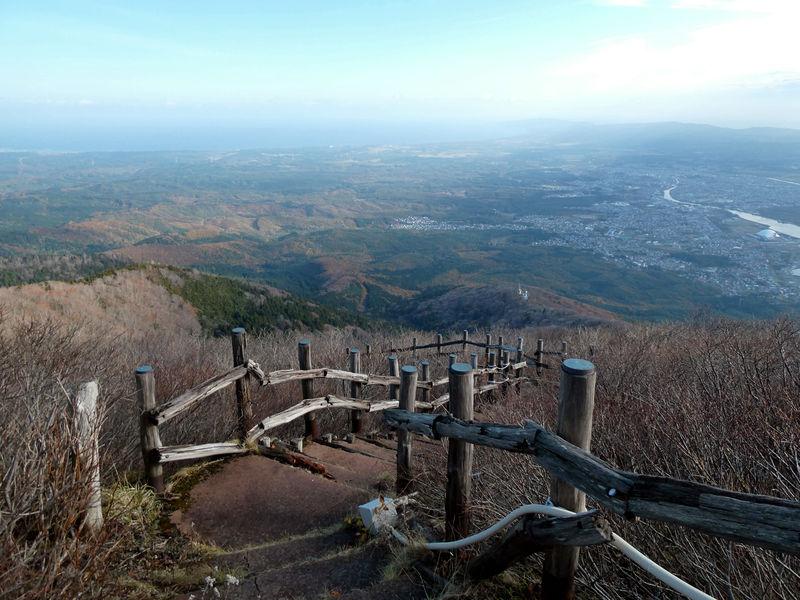 下北半島の紅葉は空から見る!?むつ「釜臥山展望台」は絶景スポット