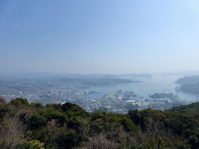 佐世保の市街地と九十九島を見るならココ!「弓張岳展望台」