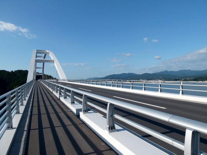 本土との夢の架け橋!「気仙沼大島大橋」を渡って大島へ!