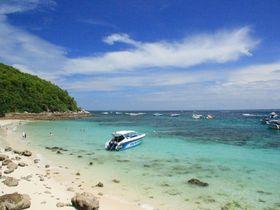 パタヤの小さな島の恋物語!一年中あったかラーン島に行こう