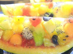 タイ絶品のフルーツゼリーが食べ放題!バイヨークスカイホテルの意外な楽しみ方