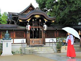 恋愛運も上昇!1日で巡れる!京都のパワースポット神社5選
