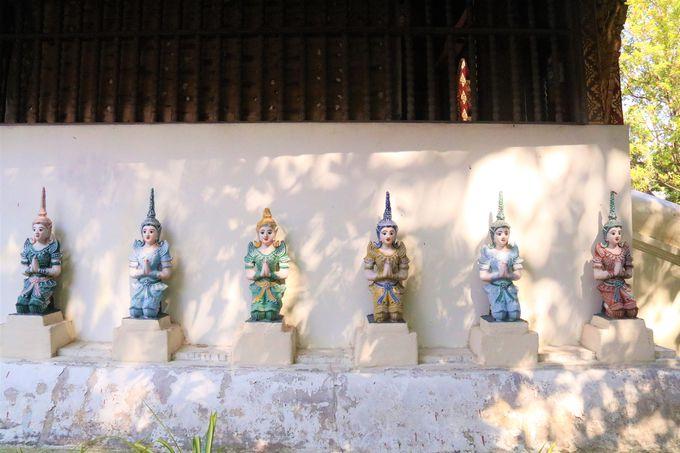 旧市街の穴場寺院!ワット・ムーン・グン・コーン/ワット・パンタオ