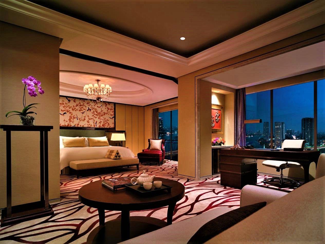 バンコクだけの特別ホテル棟「クルンテープ ウィング」で優雅にステイ「シャングリ・ラホテル バンコク」
